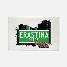 ERASTINA PLACE, STATEN ISLAND, NYC Rectangle Magne