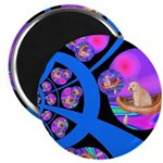 "JOURNEY 2.25"" Magnet (100 pack)"