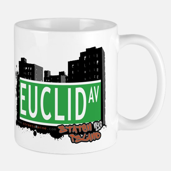 EUCLID AVENUE, STATEN ISLAND, NYC Mug
