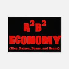 R2B2 Economy Rectangle Magnet