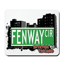 FENWAY CIRCLE, STATEN ISLAND, NYC Mousepad