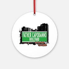 FATHER CAPODANNO BOULEVARD, STATEN ISLAND, NYC Orn