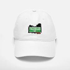 FINGERBOARD ROAD, STATEN ISLAND, NYC Baseball Baseball Cap