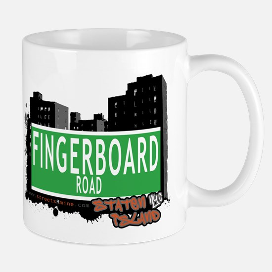 FINGERBOARD ROAD, STATEN ISLAND, NYC Mug