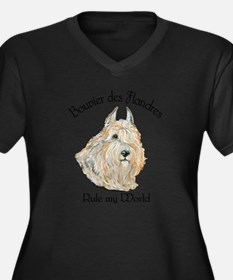 Wheaten Rule trans Plus Size T-Shirt