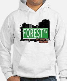 FOREST AVENUE, STATEN ISLAND, NYC Hoodie