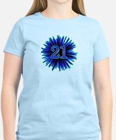 Cool 21st Birthday T-Shirt
