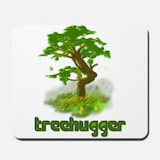 Tree Treehugger Mousepad