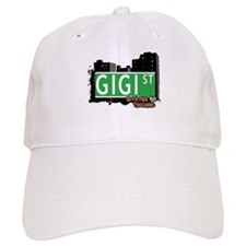 GIGI STREET, STATEN ISLAND, NYC Baseball Cap