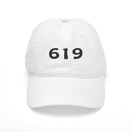 619 Area Code Cap