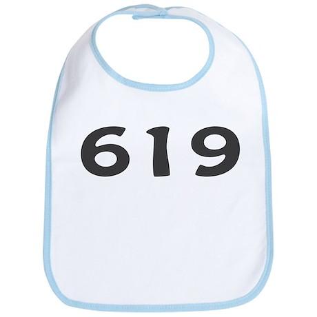 619 Area Code Bib