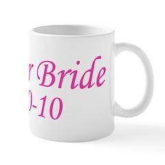 October Bride 10-10-10 Mug