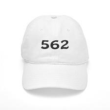 562 Area Code Baseball Baseball Cap