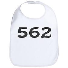 562 Area Code Bib