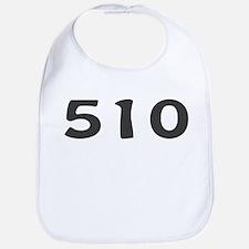 510 Area Code Bib