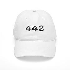 442 Area Code Baseball Baseball Cap