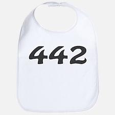 442 Area Code Bib