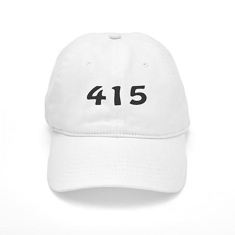415 Area Code Cap