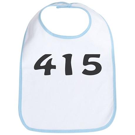 415 Area Code Bib