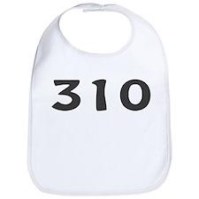 310 Area Code Bib