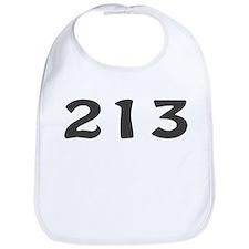213 Area Code Bib