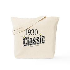 1930 Classic Tote Bag