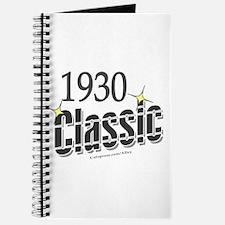 1930 Classic Journal