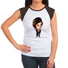 Lee Min Ho Women's Cap Sleeve T-Shirt