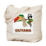 Guyana Canvas Totes