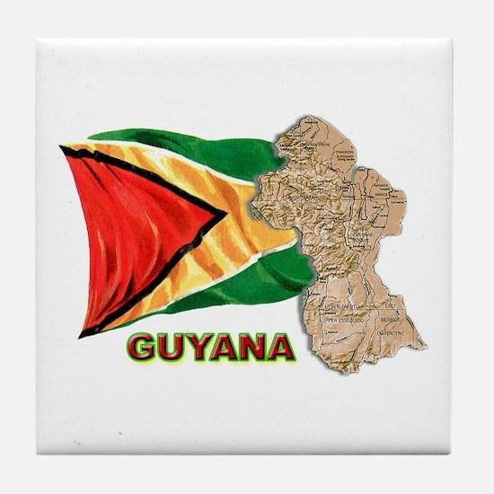 Gyana Tile Coaster