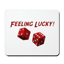 Feeling Lucky Mousepad