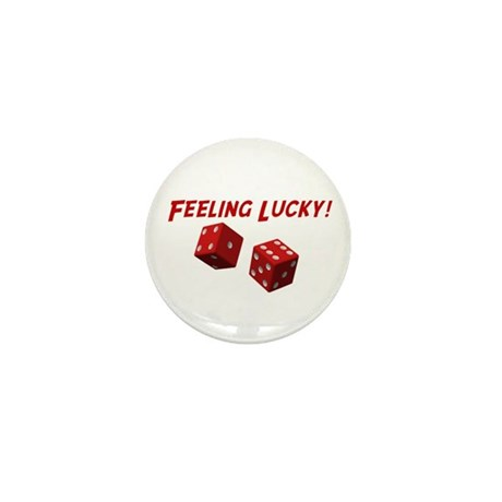 Feeling Lucky Mini Button (100 pack)