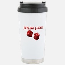 Feeling Lucky Travel Mug