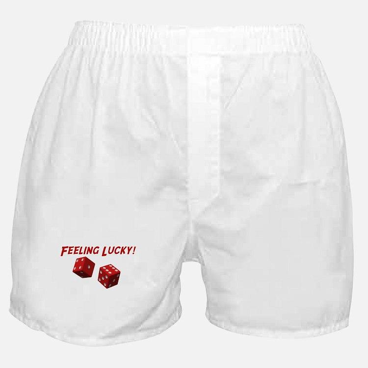 Feeling Lucky Boxer Shorts