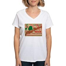 Beer Label Shirt