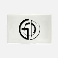 GoD - Rectangle Magnet (10 pack)