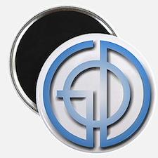 GoD - Round Magnet