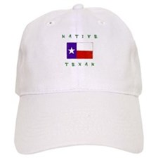 Native Texan Baseball Cap