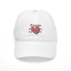 Reagan broke my heart and I hate her Baseball Cap