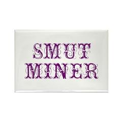 Smut Miner Rectangle Magnet (100 pack)