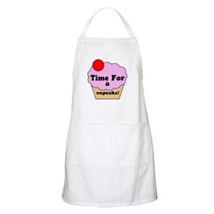 Time For A Cupcake Apron