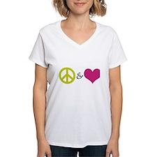 Peace & Love Shirt