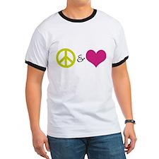 Peace & Love T
