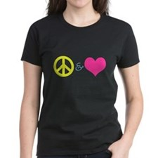 Peace & Love Tee
