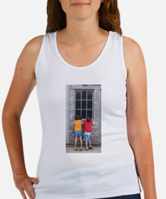 Curiosity = Knowledge Women's Tank Top