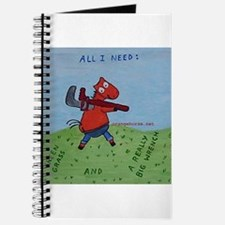 Cute Plumbers apprentice Journal