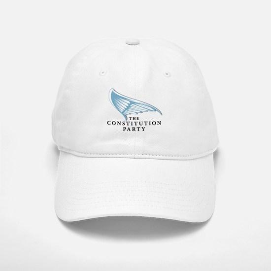 Constution Party Baseball Baseball Cap