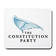 Constution Party Mousepad