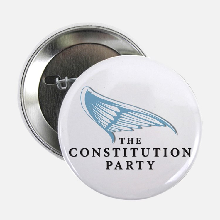 """Constution Party 2.25"""" Button (10 pack)"""