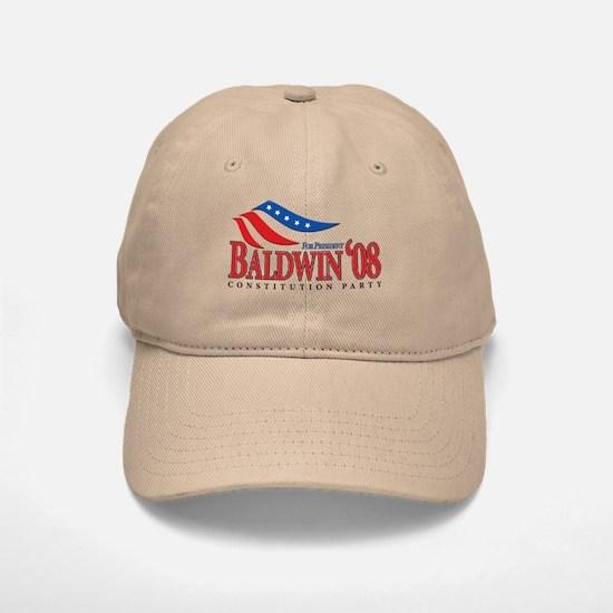Patriot Wing Baldwin '08 Baseball Baseball Cap